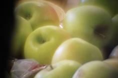 Fuzzy apples